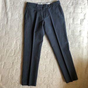 J crew linen blue pants 👖 size 32